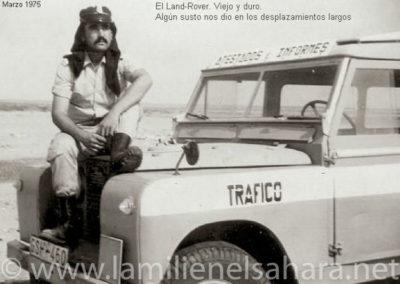 "012.- Land Rover P.T. ""Tráfico""."