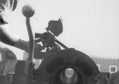 011.- Hagunía, Preparando la artillería.