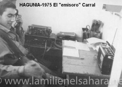 018.- Hagunía, El fonía y los equipos.