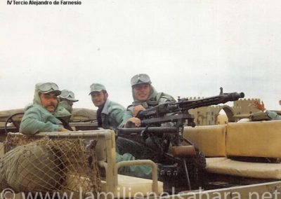 013.- Ametralladora MG 42.
