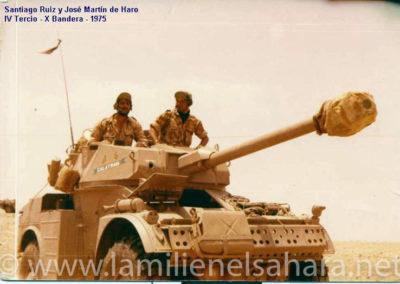 007.- AML H-90 Panhard, IV Tercio.