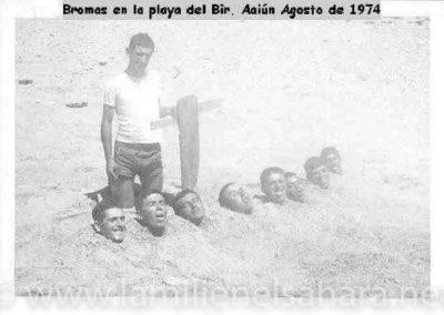 051.- BIR 1, Bromas en la Playa.