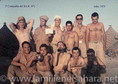 032.- BIR 1, 2ªCía. 1975.
