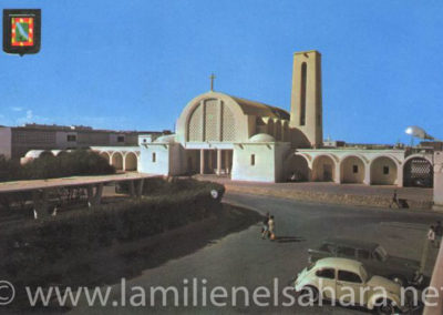 032.- El Aaiún, Plaza de África.