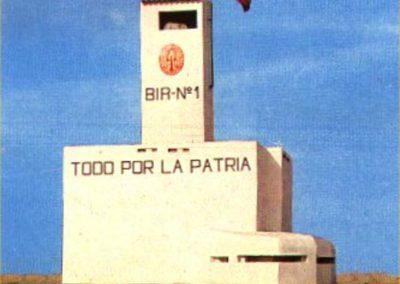 030.- BIR 1, Polvorín.