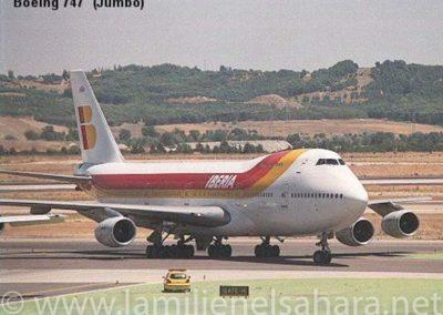 """004.- Boeing 747 """"Jumbo""""."""