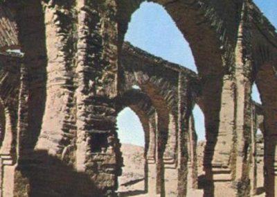 018.- Smara, Ruinas de la Mezquita.