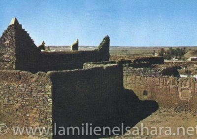 021.- Smara, Ruinas.