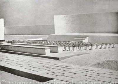 043.- Villa Cisneros, Teatro Escolar.