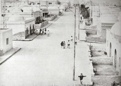 080.- El Aaiún, Avenida del Ejército.