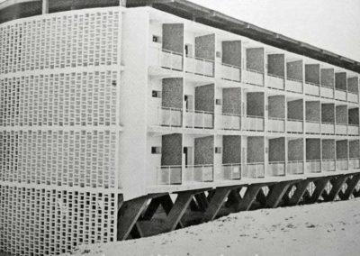 082.- El Aaiún, Hotel Residencia.
