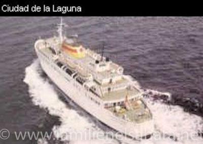 016.- Ciudad de La Laguna.