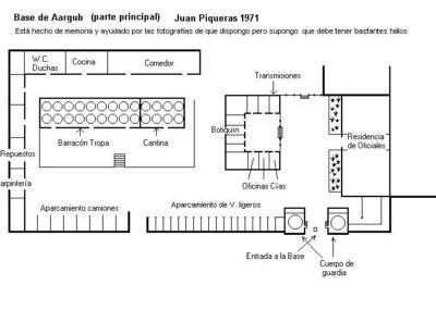 002.- Aargub, Plano de la Base.