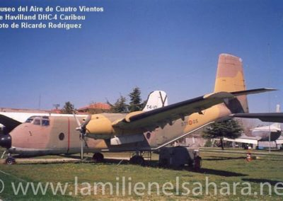 026.- DHC-4 Caribou.
